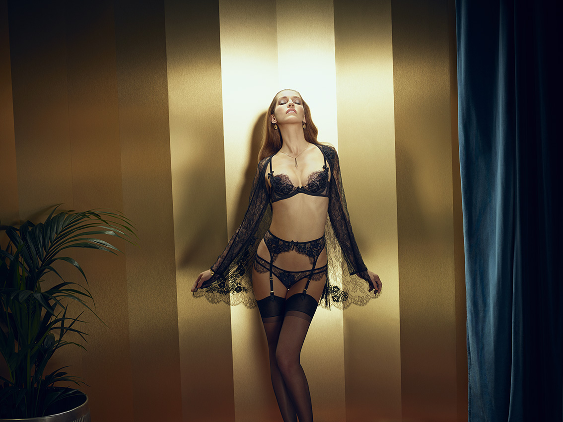 Love Retouch - Advertising - Agent Provocateur :