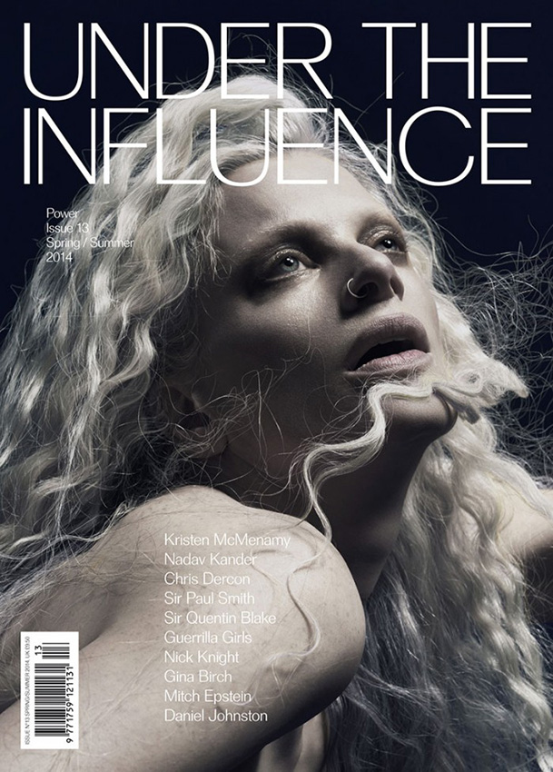 Love Retouch - Editorial - Under the influence : Nadav Kander