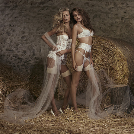 Advertising / Agent Provocateur: Sebastian Faena