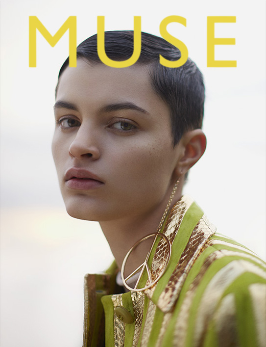 Editorial / Muse: Richard Bush