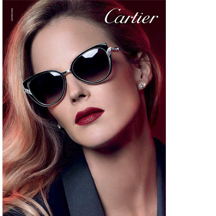 Advertising / Cartier: Richard Bush