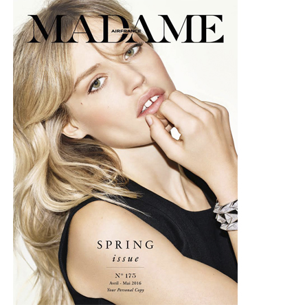 Editorial / Air France Madame: Matt Irwin