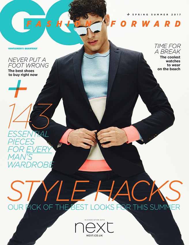 Editorial / GQ Magazine: Nik Hartley