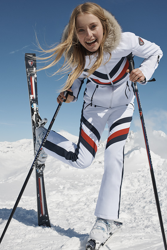 Advertising / Tommy Hilfiger X Rossignol: Benny Horne