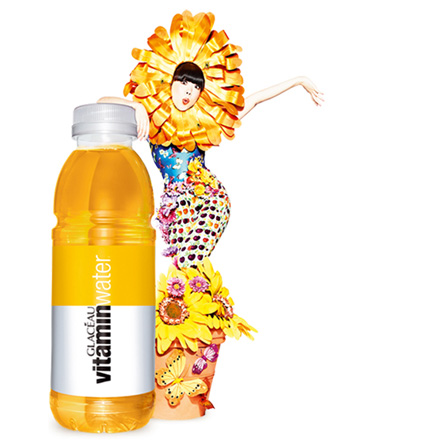 Advertising / Vitamin Water: Matt Irwin