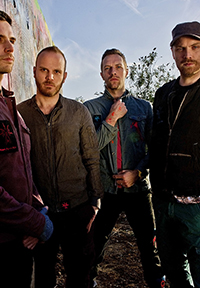 Love Retouch Archive / Coldplay: Tappin Gofton